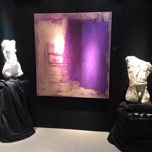 ⁠BOCCARA ART AT PALM BEACH JEWELRY, ART & ANTIQUES SHOW