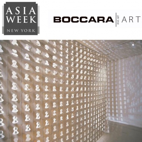BOCCARA ART Brooklyn Gallery presents KIM JEONG YEON at Asia Week New York 2020
