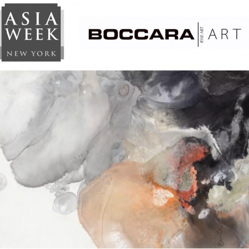 BOCCARA ART Manhattan Gallery presents LAVINIA YU at Asia Week New York 2020