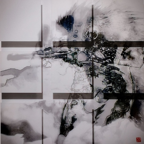 WIND FROM TIBET. A Glimps into Contemporary Chinese Art with Fu Wenjun.