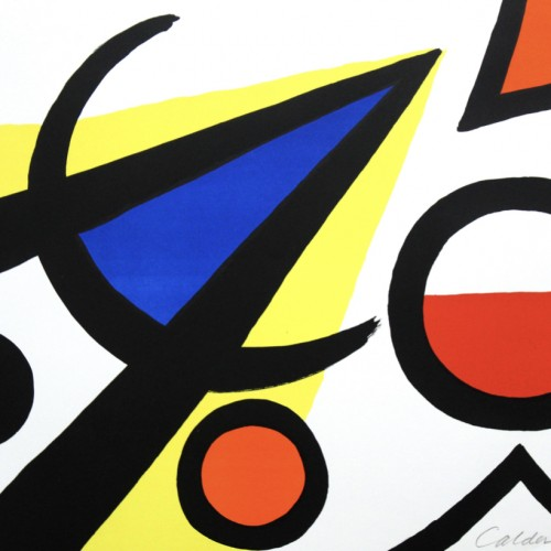 SOLD - Alexander Calder - Untitled